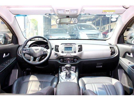 Bán ô tô Kia Sportage đời 2014, màu nâu, nhập khẩu, số tự động, giá 865tr nhanh tay liên hệ-18