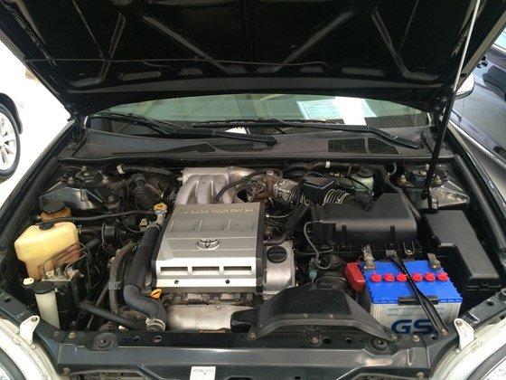 Toyota Đông Sài Gòn – Trung tâm xe đã qua sử dụng bán xe Camry 3.0V, 2002, 187,510km, pháp lý cá nhân-6