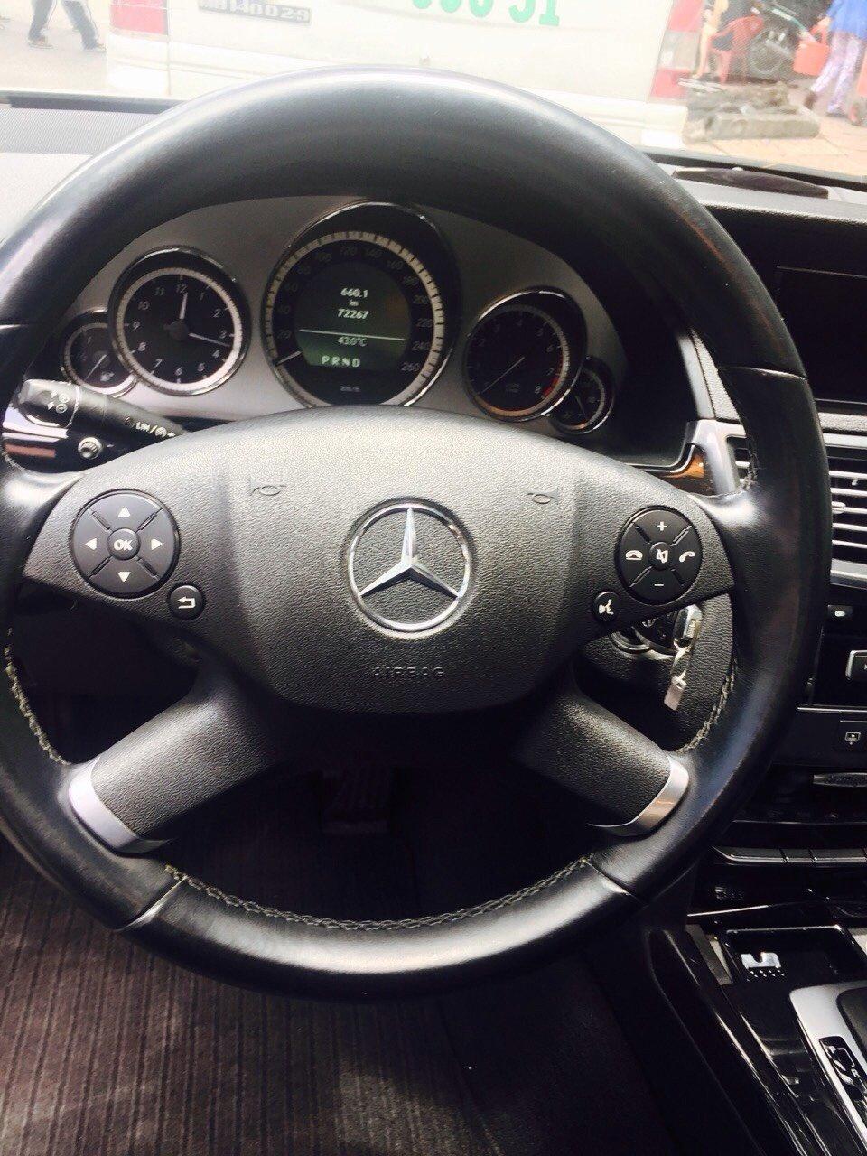 Mercedes Ben E 250 màu xám nòng súng. Loại cao cấp công ty sử dụng bảo dưỡng tất cả-4