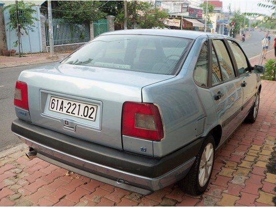Cần bán gấp Fiat Tempra đời 1997, nhập khẩu chính hãng, xe gia đình, 75Tr-4