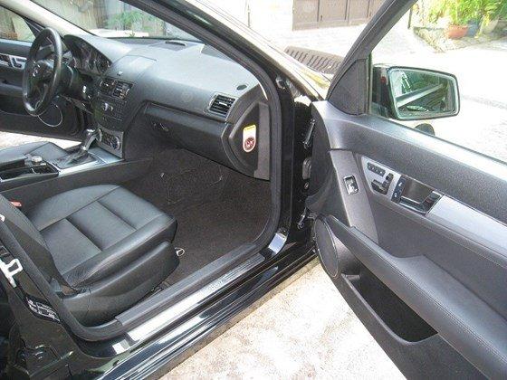 Bán Mercedes Benz C230 2.5L ngoại thất màu đen, nội thất da mới zin toàn bộ, Sx cuối 2009 model 2010 mẫu mới-12