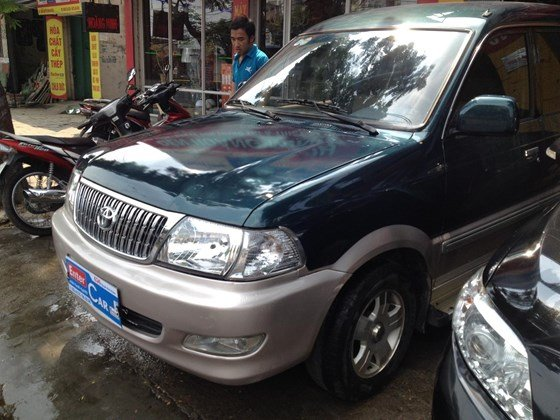 Zace GL xịn 2003 xe sản xuất năm 2003 mầu xanh dưa bán gấp-1