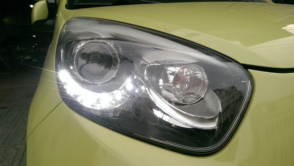 Bán Kia Morning gần full option, nhập nội khẩu Korea mẫu mới nhất SX 2012 đăng ký 2014-1