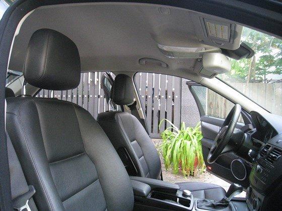 Bán Mercedes Benz C230 2.5L ngoại thất màu đen, nội thất da mới zin toàn bộ, Sx cuối 2009 model 2010 mẫu mới-19