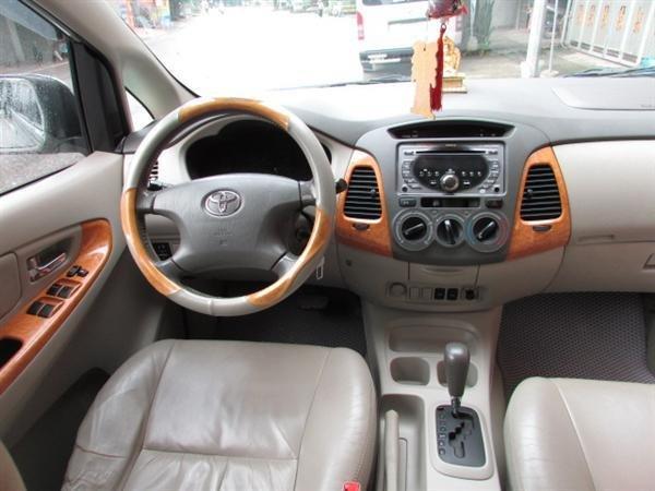 Xe Toyota Innova V sản xuất năm 2008, số tự động, xe biển Hà Nội, hồ sơ rút nhanh gọn giá 555 tr-7