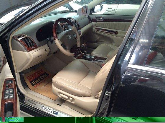 Toyota Đông Sài Gòn – Trung tâm xe đã qua sử dụng bán xe Camry 3.0V, 2002, 187,510km, pháp lý cá nhân-2