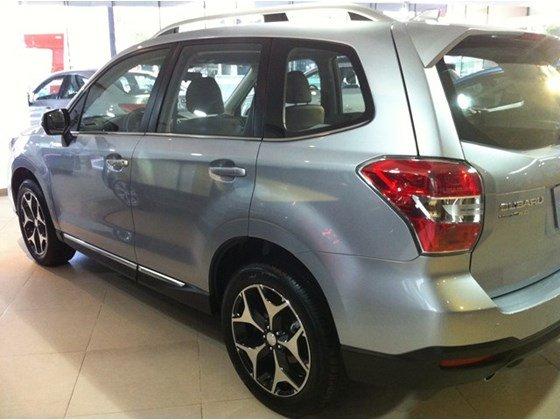 Xe Subaru Forester đời 2015, nhập khẩu chính hãng-3