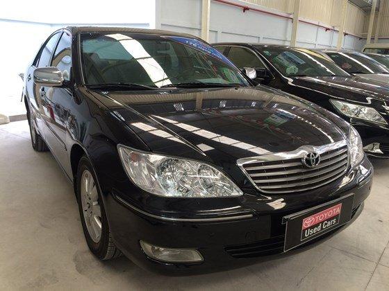 Toyota Đông Sài Gòn – Trung tâm xe đã qua sử dụng bán xe Camry 3.0V, 2002, 187,510km, pháp lý cá nhân-0