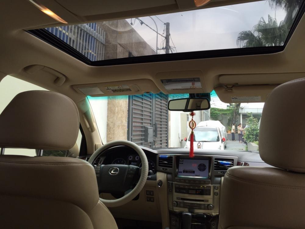 Lexus LX570. Full option không thiếu gì cả kể cả tủ lạnh cần bán-1