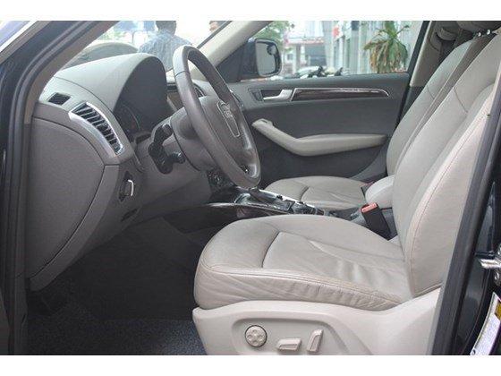 Hưng Phát Auto bán xe Audi Q5 2.0T Quattro model 2011, màu xanh đen nội thất da sang trọng, nhập khẩu nguyên chiếc-3