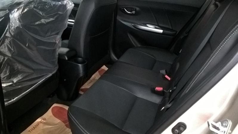Bán Toyota Vios G - mới trong nước đời 2015 xe đẹp long lanh-6