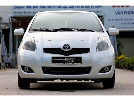 Bán ô tô Toyota Yaris đời 2009, nhập khẩu giá 496 tr-20