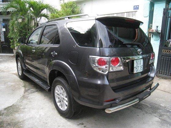 Cần bán gấp Toyota Fortuner G sản xuất 2014, màu xám, nhập khẩu, chính chủ-3