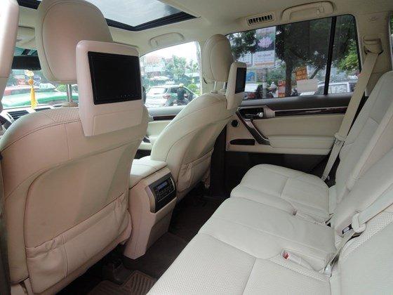 Cần bán lại xe Lexus GX460 đời 2011, màu xám, nhập khẩu chính hãng-3