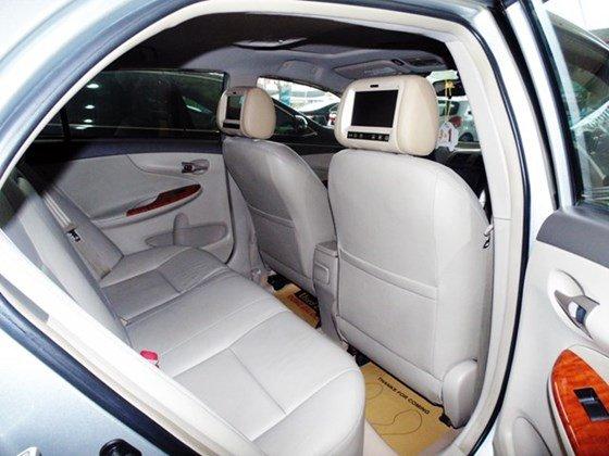 Công ty em cần bán Altis 2.0V 2009 màu bạc có cửa sổ trời-3