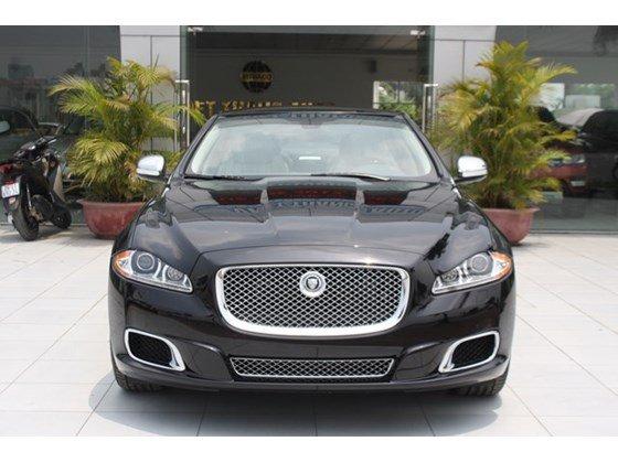 Cần bán Jaguar XJ đời 2013, màu đen, nhập khẩu nguyên chiếc-2