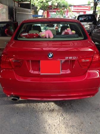 Cần bán BMW 320i đời 2010, màu đỏ, nhập khẩu, số tự động -6