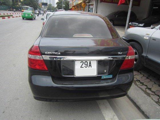 Bán ô tô Daewoo Gentra MT đời 2010, màu đen, xe nhập, còn mới-9