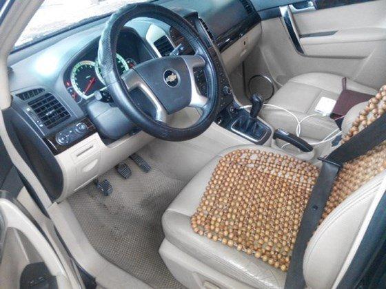 Bán ô tô Chevrolet Captiva đời 2007, màu đen, xe nhập, số sàn, giá chỉ 338 triệu-2