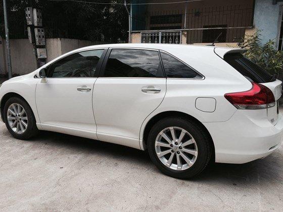 Bán Toyota Venza 2.7 đời 2009, màu trắng, xe nhập, chính chủ-3