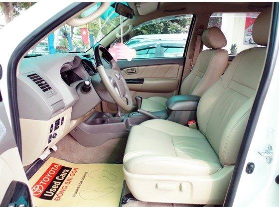 Bán Toyota Fortuner đời 2013, màu trắng, nhanh tay liên hệ-2