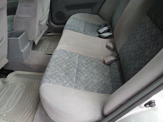 Chính chủ cần bán ô tô Daewoo Lacetti 1.6 đời 2009, màu bạc-4