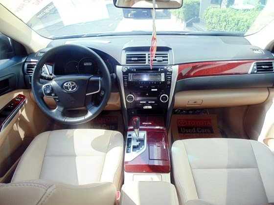 Bán ô tô Toyota Camry đời 2013, giá 1,09 tỉ-4