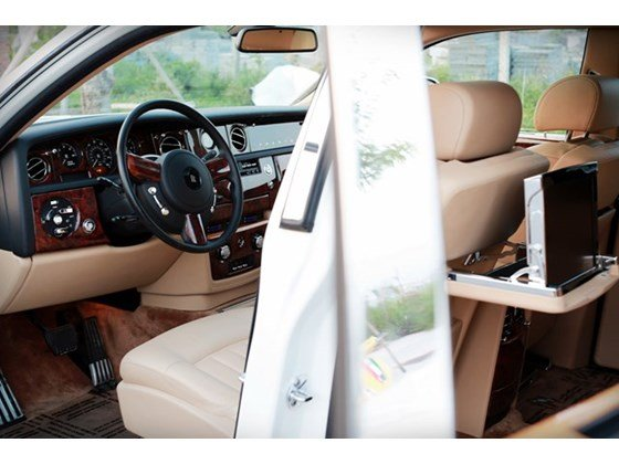 Bán ô tô Rolls-Royce Phantom 2013, màu trắng, nhập khẩu-6