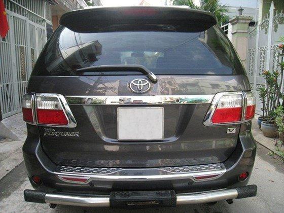 Bán xe Toyota Fortuner đời 2011, màu xám, nhập khẩu chính hãng, giá chỉ 780 triệu-3