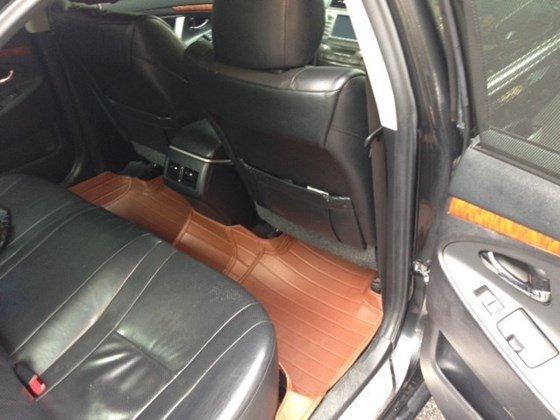 Chính chủ bán ô tô Camry 3.5Q đời 2007 màu đen, nội thất da màu đen-2