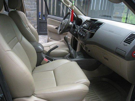 Cần bán gấp Toyota Fortuner G sản xuất 2014, màu xám, nhập khẩu, chính chủ-7