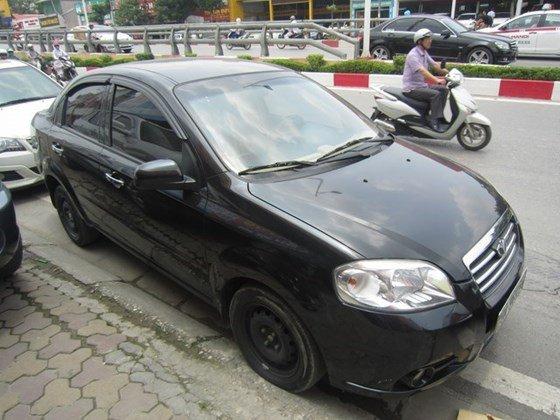 Bán ô tô Daewoo Gentra MT đời 2010, màu đen, xe nhập, còn mới-11