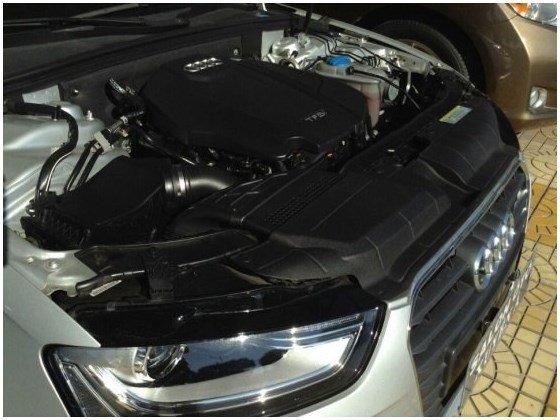 Bán Audi A4 1.8L đời 2012, màu bạc, nhập khẩu nguyên chiếc-5