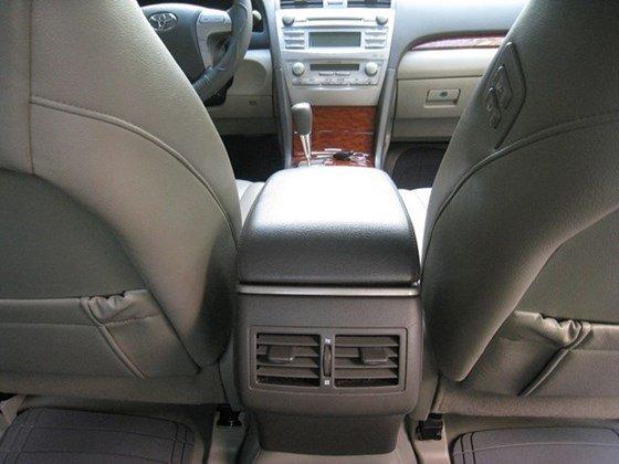 Gia đình bán Toyota Camry 2.4L sản xuất cuối 2012, màu bạc, nội thất màu da kem rất đẹp-5