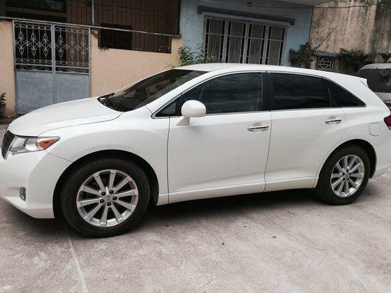 Bán Toyota Venza 2.7 đời 2009, màu trắng, xe nhập, chính chủ-7