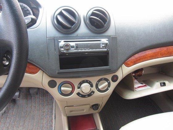 Bán ô tô Daewoo Gentra MT đời 2010, màu đen, xe nhập, còn mới-7