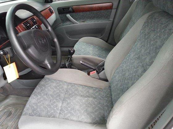 Chính chủ cần bán ô tô Daewoo Lacetti 1.6 đời 2009, màu bạc-1