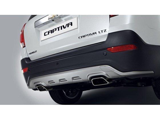 Cần bán xe Chevrolet Captiva sản xuất 2015, màu nâu, nhập khẩu, 829 triệu-4