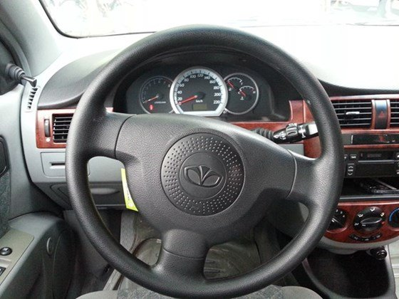 Bán ô tô Daewoo Lacetti 1.6 đời 2009, màu bạc-3