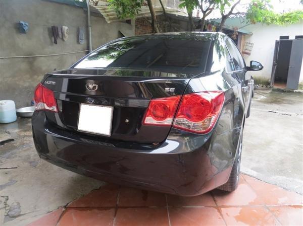 Bán xe Daewoo Lacetti 2011, màu đen, nhập khẩu Hàn Quốc, chính chủ-1