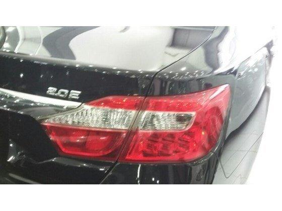 Xe Toyota Camry đời 2012, màu đen, nhập khẩu chính hãng, giá 909tr cần bán-4