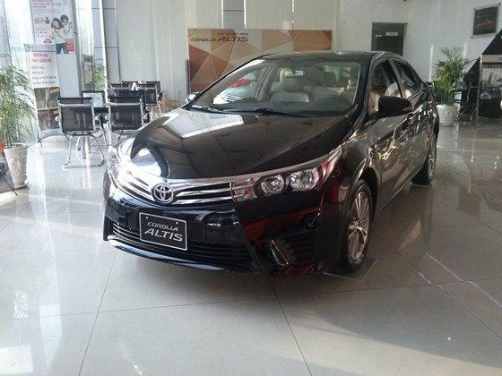 Toyota An Sương bán Altis 1.8 MT giảm 50triệu PK+ 7 món, giá còn thương lượng, giảm giá lớn các dòng xe Toyota trong tháng-0
