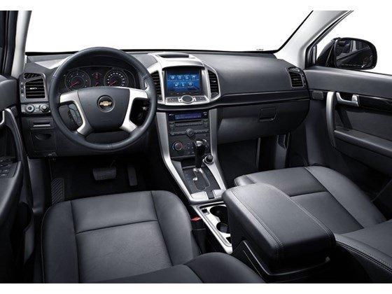 Cần bán xe Chevrolet Captiva sản xuất 2015, màu nâu, nhập khẩu, 829 triệu-1