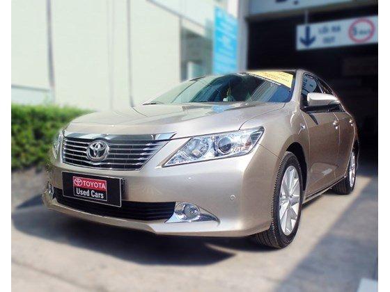 Bán ô tô Toyota Camry đời 2013, giá 1,09 tỉ-0