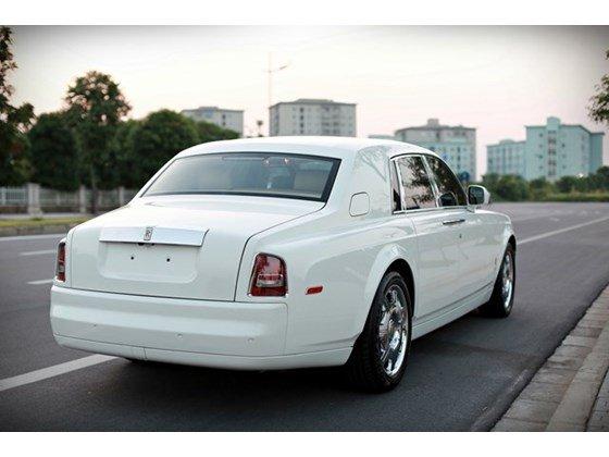 Bán ô tô Rolls-Royce Phantom 2013, màu trắng, nhập khẩu-4