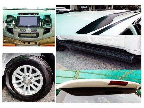 Bán Toyota Fortuner đời 2013, màu trắng, nhanh tay liên hệ-4