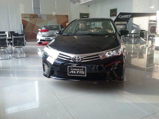 Toyota An Sương bán Altis 1.8 MT giảm 50triệu PK+ 7 món, giá còn thương lượng, giảm giá lớn các dòng xe Toyota trong tháng-1