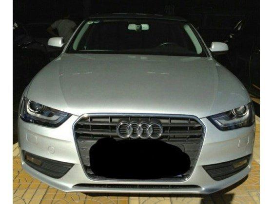 Bán Audi A4 1.8L đời 2012, màu bạc, nhập khẩu nguyên chiếc-0