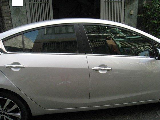 Cần bán lại xe Kia K3 AT đời 2015, màu bạc, nhập khẩu nguyên chiếc, số tự động, giá 657tr-2