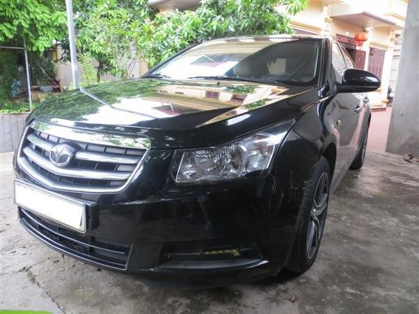 Bán xe Daewoo Lacetti 2011, màu đen, nhập khẩu Hàn Quốc, chính chủ-0
